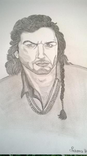 Joe Lando by valou50530